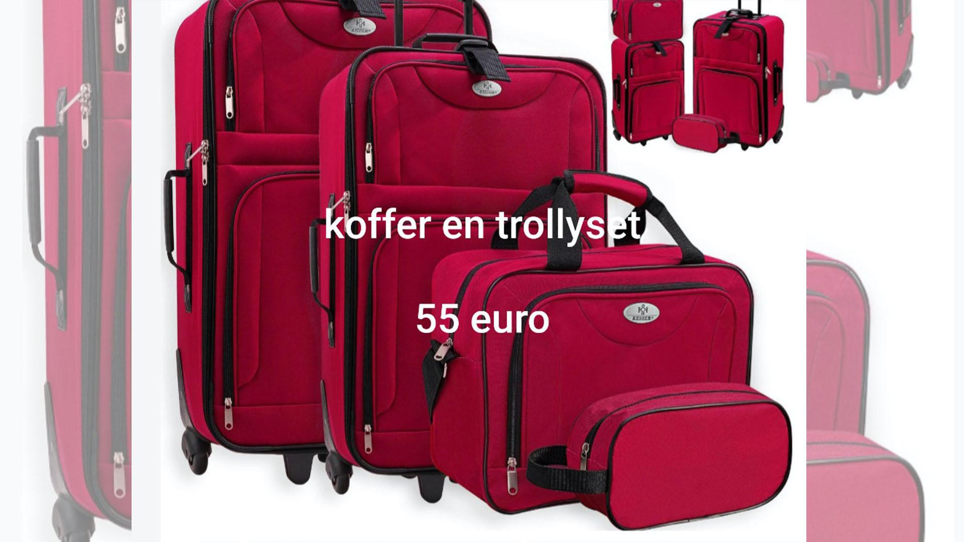 per set € 55,-
